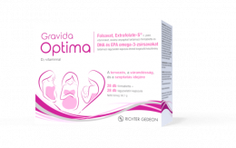 Gravida Optima terhesvitamin
